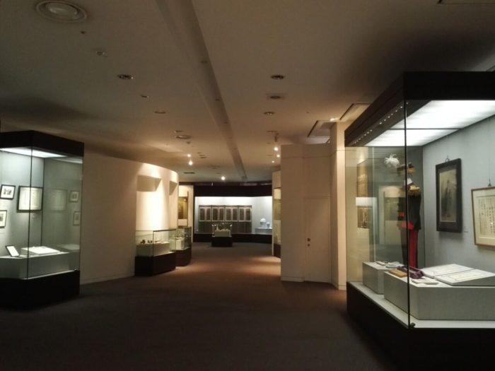 高麗大学博物館、朝鮮時代~大韓帝国期の展示室