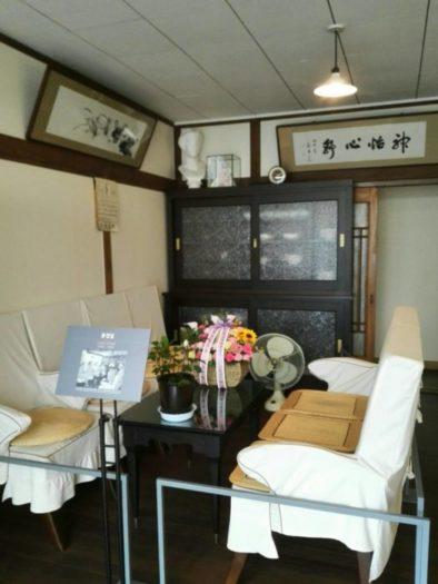 新堂洞の朴正熙(パクチョンヒ)家屋応接室