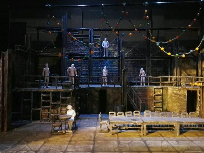 ソウルの公演芸術博物館展示品