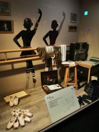 ソウルの公演芸術博物館展示