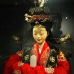 城北先蚕(ソンブクソンジャム)博物館の展示