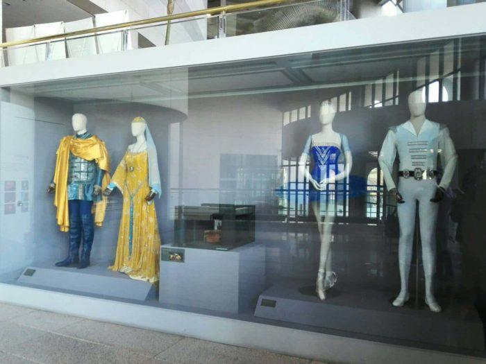 ソウルの芸術の殿堂オペラの衣装