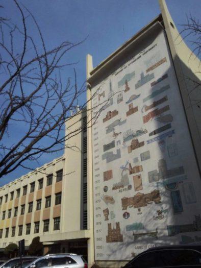 慶熙(キョンヒ)大学 自然史博物館外観