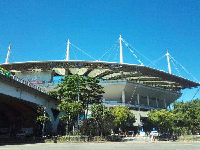 ワールドカップ競技場