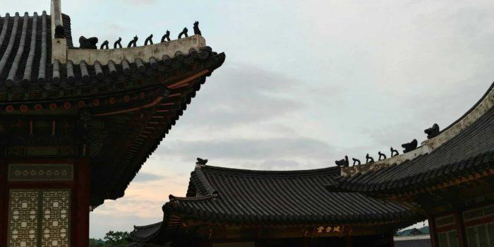 景福宮夜間観覧