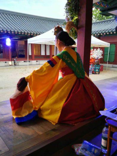 景福宮夜間特別観覧