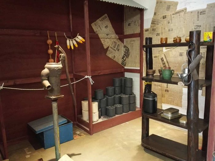敦義門博物館マウル
