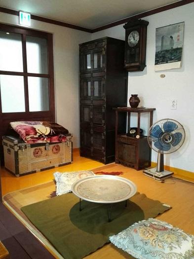 敦義門博物館マウル60年代家