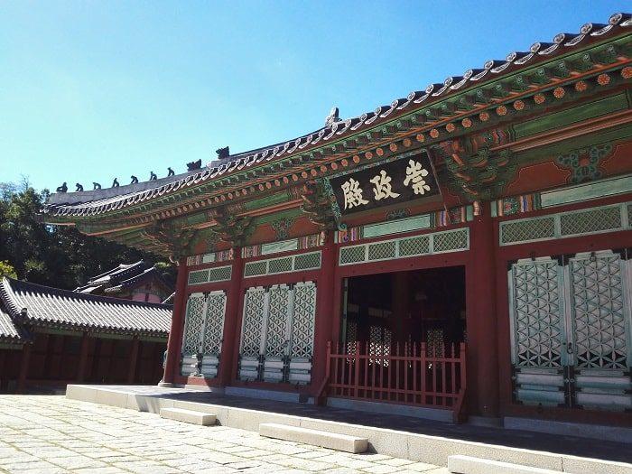 慶熙宮崇政殿