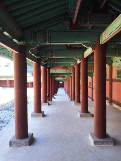 慶熙宮回廊