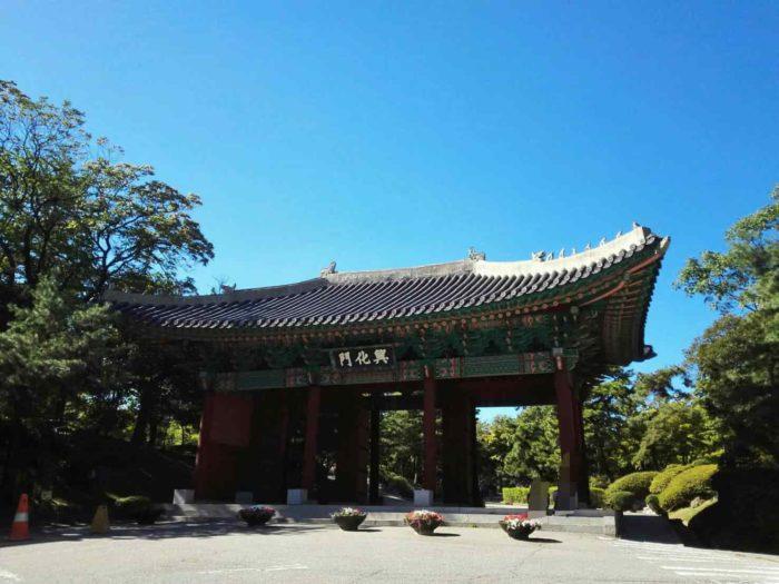 慶熙宮興化門
