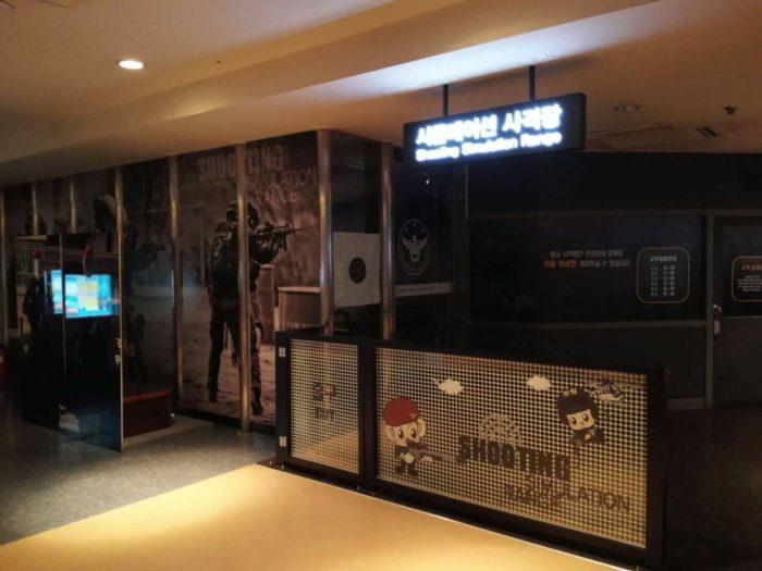 ソウル警察博物館体験コーナー