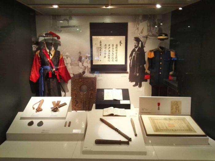 ソウル警察博物館朝鮮時代の警察
