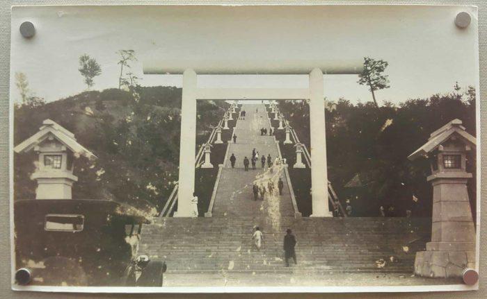 漢陽都城博物館 日本が城郭を壊してつくった朝鮮神宮