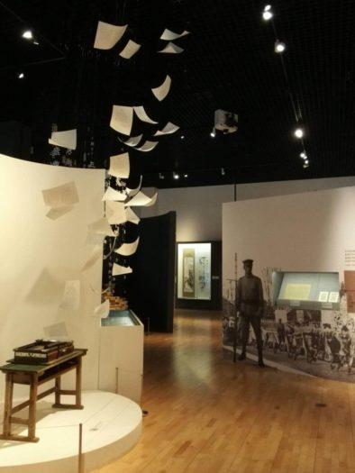 大韓民国歴史博物館 大韓独立その日が来れば展示