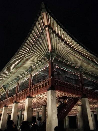 2019年 景福宮 星光夜行慶会楼