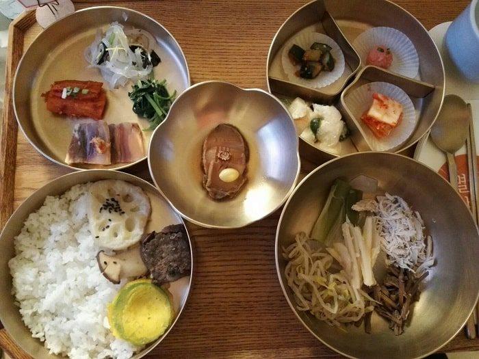2019年 景福宮 星光夜行宮廷料理