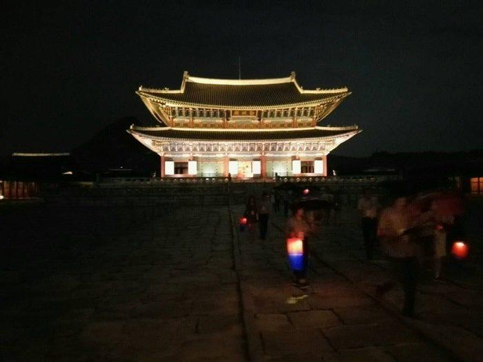 2019年 景福宮 星光夜行勤政殿