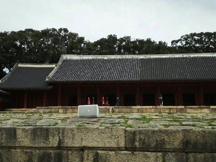 宗廟「朝鮮の太子妃、婚礼を告げる」2019墓顕礼