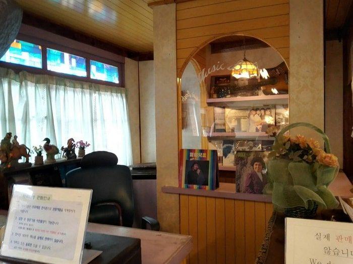 国立民俗博物館 野外展示 思い出の町並み喫茶店