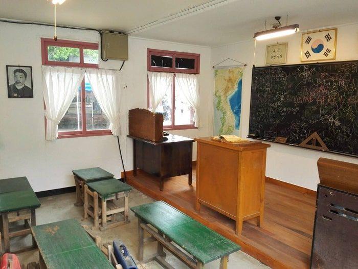 国立民俗博物館 野外展示 思い出の町並み教室