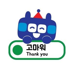 韓国のゆるキャラ