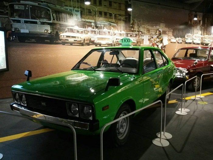 ソウル生活史博物館_国内最初の固有車タクシー