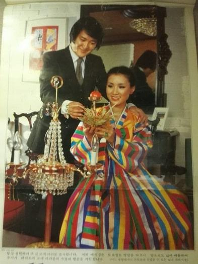 ソウル生活史博物館_結婚式場のカレンダー