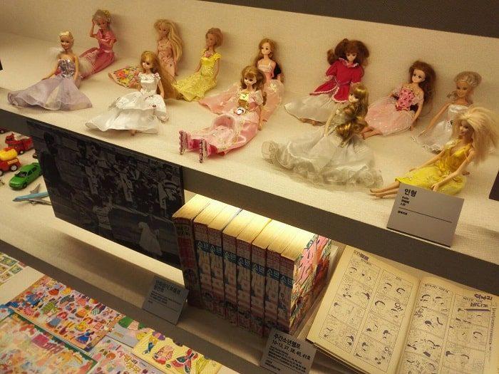 ソウル生活史博物館_人形