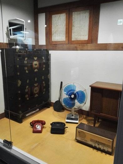 ソウル生活史博物館_50~60年代のリビング