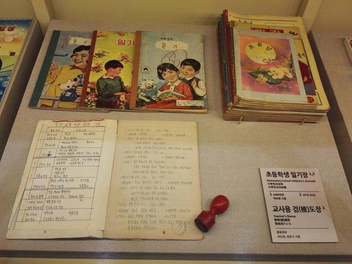 ソウル生活史博物館_初等学校教科書