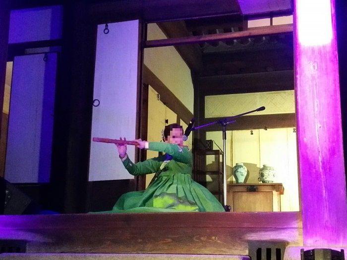 雲峴宮 庭の中の歴史コンサート