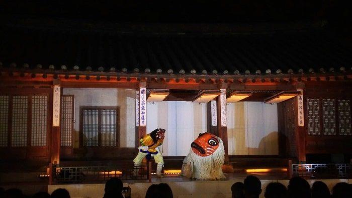 伝統芸術公演_昌徳宮月明かり紀行2019