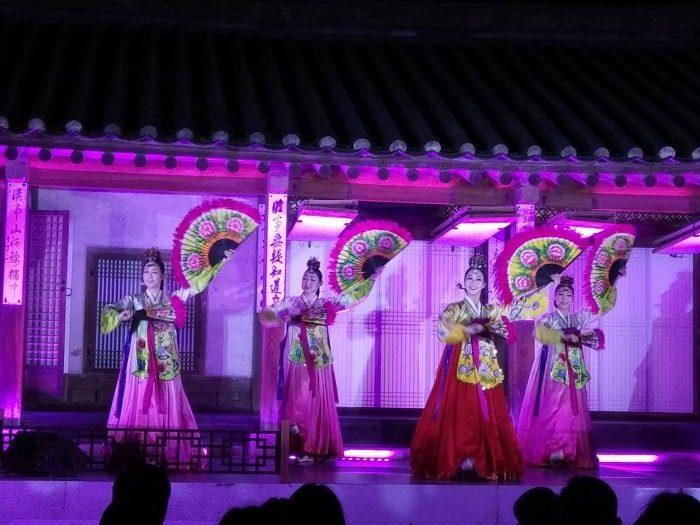 昌徳宮月明かり紀行2019演慶堂伝統芸術公演