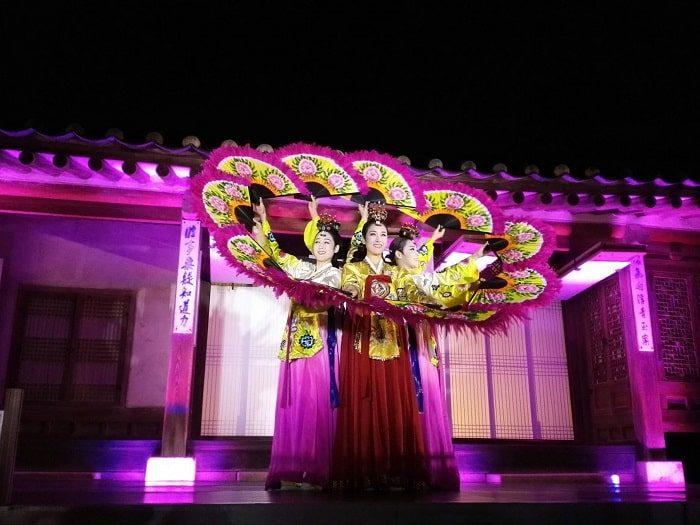 伝統芸術公演_昌徳宮月明かり紀行2018演慶堂