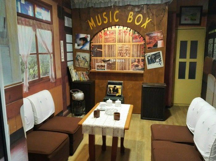 ソウル生活史博物館 1960~90年代の路地喫茶店
