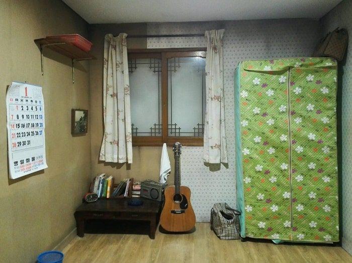 ソウル生活史博物館 1960~90年代の路地一人暮らしの部屋