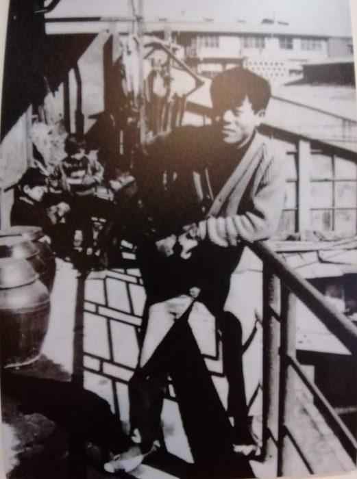 美しい青年チョン・テイル(全泰壹)記念館