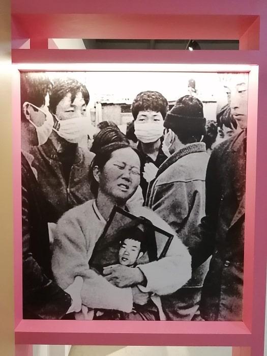 美しい青年チョン・テイル(全泰壹)記念館 母イ・ソソンオモニ