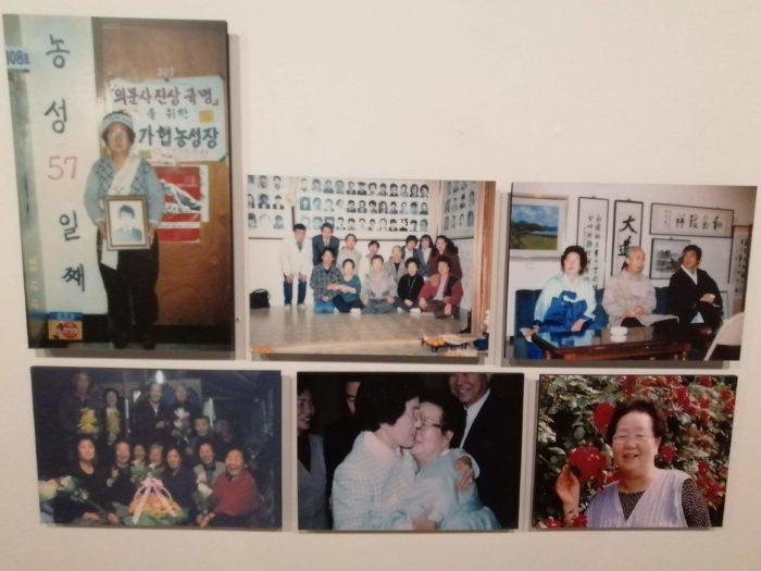 美しい青年チョン・テイル(全泰壹)記念館 母イ・ソソンオモニの活動