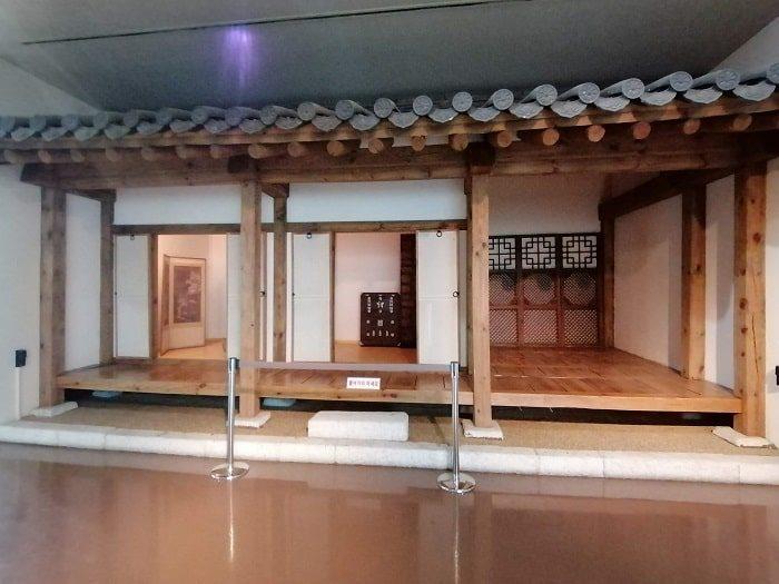 成均館大学校博物館 展示