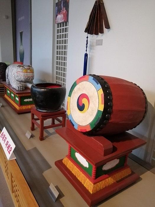成均館大学校博物館 楽器