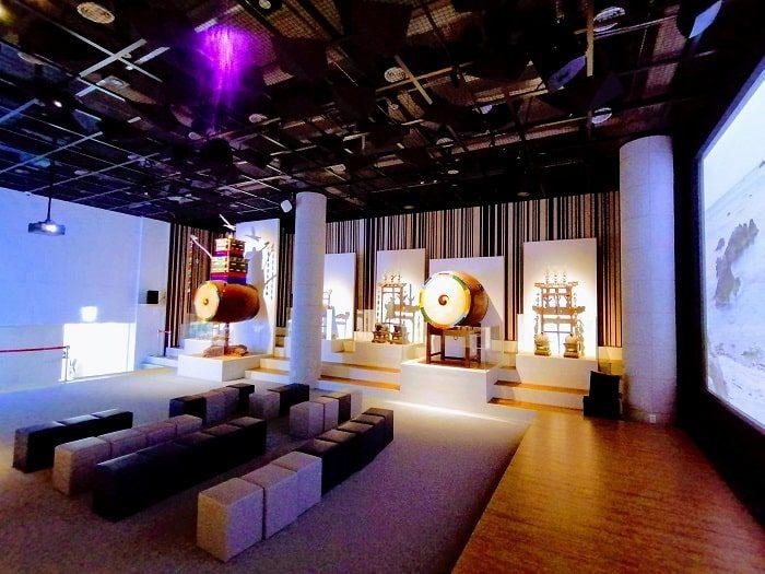 韓国初の国楽専門博物館