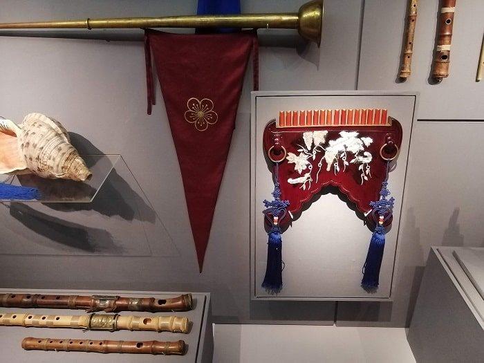 韓国初の国楽専門博物館、古代~朝鮮時代の楽器