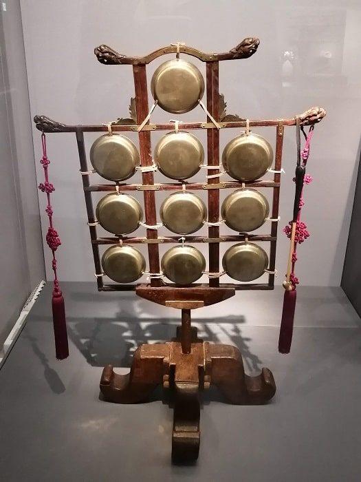 韓国初の国楽専門博物館、朝鮮時代の打楽器