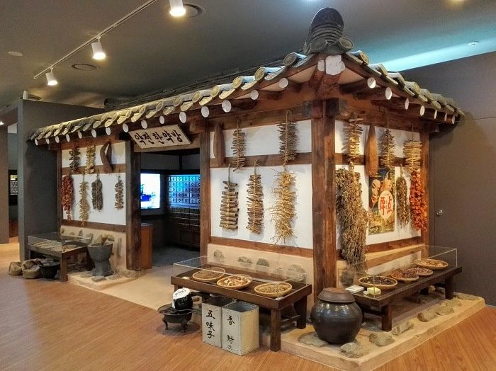 ソウル薬令市韓医薬博物館‗韓医院