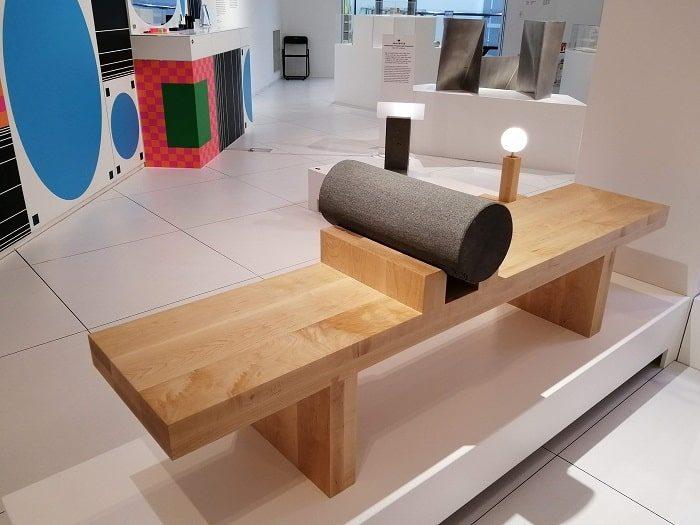 ハングルデザインの家具‗国立ハングル博物館
