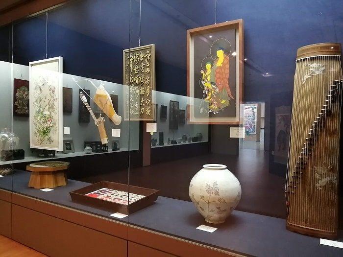 国立全州博物館 企画展示室