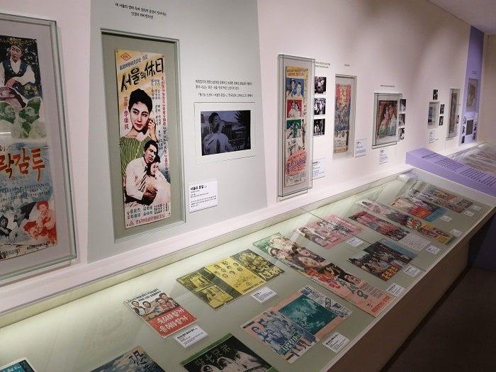 大韓民国歴史博物館_1950年代の韓国映画、新しい時代を開く