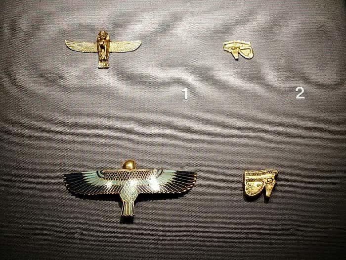 国立中央博物館_エジプト館装飾品